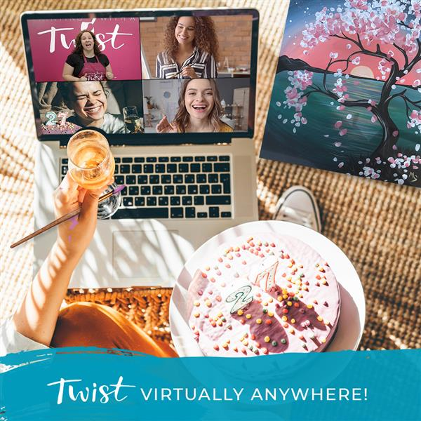Twist at Home Virtual Events